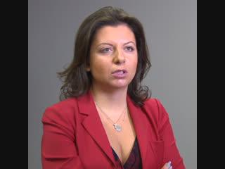 Симоньян об обвинениях Ofcom в адрес RT