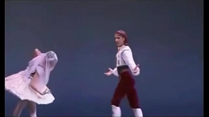 2007 Bolshoi Mariinsky Gala, Pas desclave, Le Corsaire, Andrey Merkuriev, Nina Kaptsova