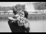 Слайд шоу свадьба Александра и Ольги прогулка Царицыно