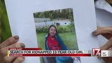 $5,000 added to reward as search continues for abducted Lumberton girl
