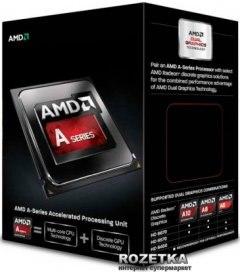 AMD A10 6800K X4 (AD680KWOHLBOX)
