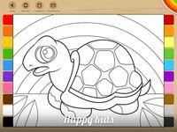 Детские раскраски интерактивные