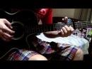 Sword Art Online II ED 1 - Startear guitar cover (solo)
