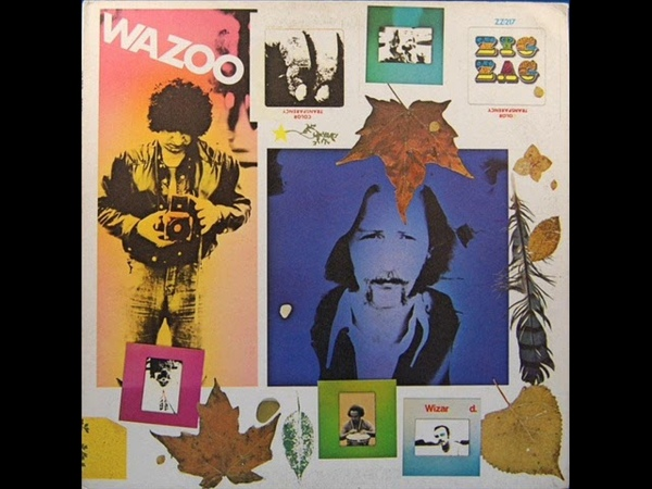 Wazoo – Slip On ( 1970, Psych Rock, USA )