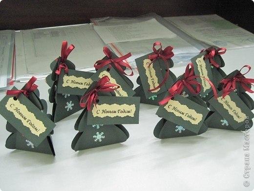 Новогодние сувениры мастер класс своими руками