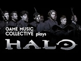 HALO Main Theme - EPIC ORCHESTRAL LIVE Performance by Game Music Collective