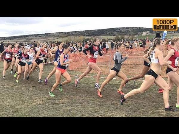 U20 Women's 4km XC Burgos 2018