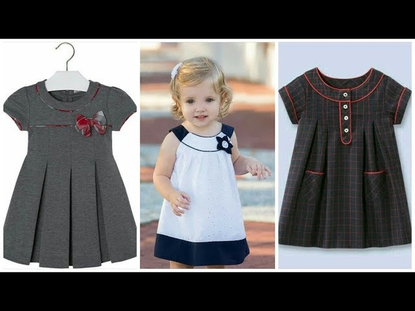 Kids Simple Stylish Frocks Designs Easy To Stich Make At Home