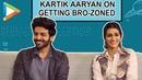 "HILARIOUS: Kartik Aaryan and Kriti Sanon DISCUSS ""Pati-Patni ki Harkatein""| Luka Chuppi"