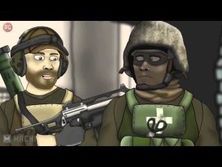 Друзья по Battlefield [Battlefield Friends] Второй сезон. HD
