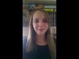 Отзыв Ксении Филипповой о уроках игры на фортепиано