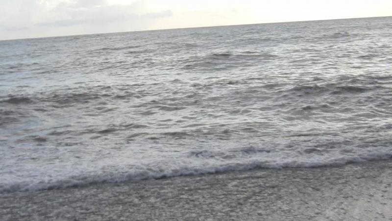 Шепси Штормовое море