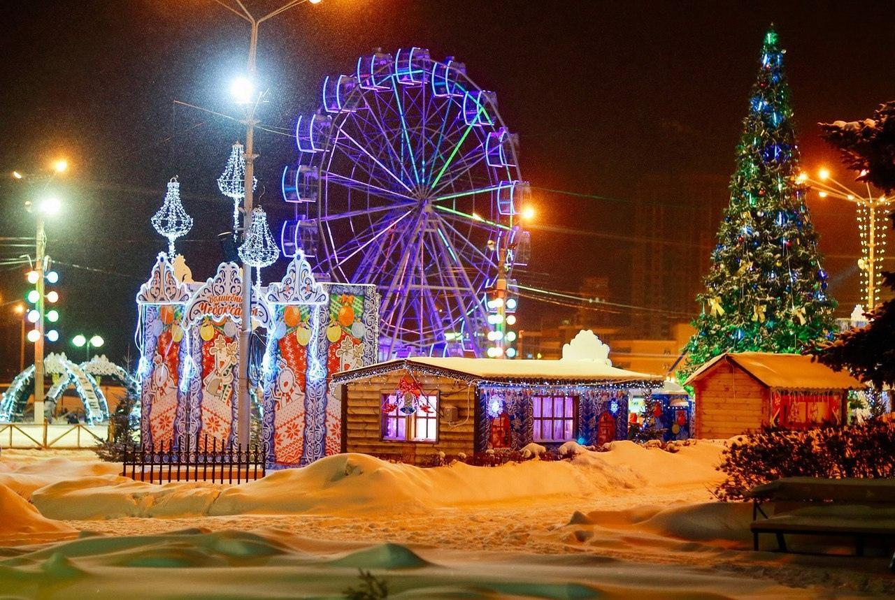 Новогодняя ночь  в Казани с выездом из Саратова 30 декабря 2021
