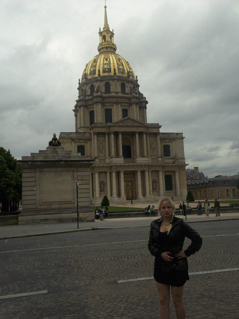 Елена Руденко. Франция. Париж. 2013 г. июнь. HB76QsKNCi0