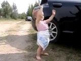 Смешной детский танец