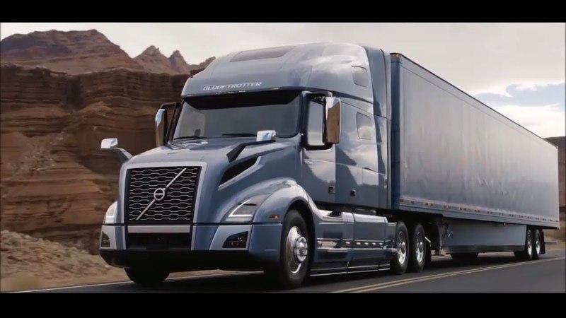 2018 Volvo VNL Interior With Mini Bedroom | Exterior and Drive - Luxury TRUCK