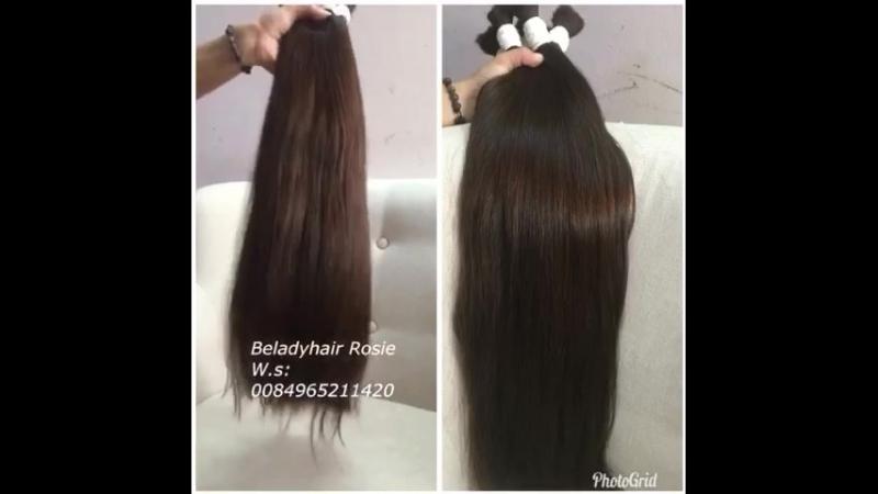 Belady hair_ Color brown hair _Contact me: W.s: 84965211420_Website: Beladyhair.com