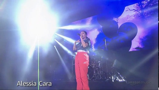 Alessia Cara - Live @ Amazon Music: Unboxing Prime Day Event 2018 (Full Show) - Vídeo Dailymotion
