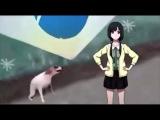 RANDOM - Cover Anime and Dog Dancing! Anime y Perro Bailando