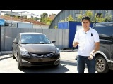 Новый Hyundai Accent (2015) Обзор. Anton Avtoman.