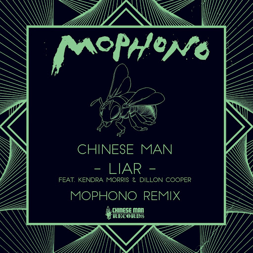 Chinese Man альбом Liar (Mophono Remix)