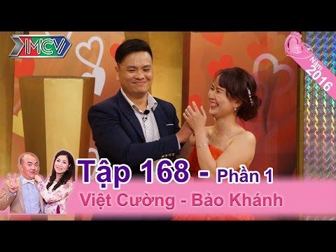 Cô vợ đòi li dị chồng vì muốn tham gia Vợ Chồng Son | Việt Cường - Bảo Khánh | VCS 168 😂