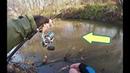 Ловите щуку на малых реках в октябре этим способом для супер улова!