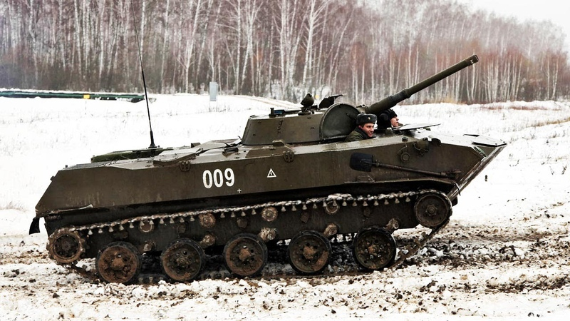 BMD-1 The First Airborne Amphibious IFV, Started For The Success Of the Famous BMD Series