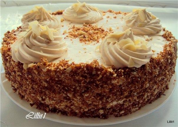Торт эстерхази вкуснейший ореховый