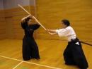 Фехтование японским мечом от мастера Kouga Sekido