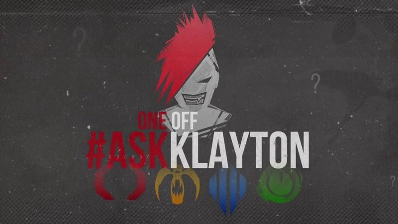 Ask Klayton (One Off) Survey Says