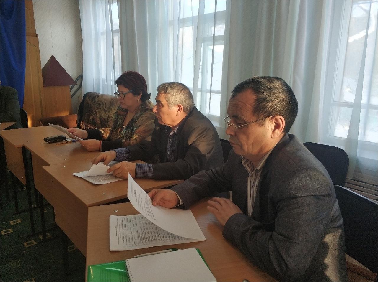 заседание татарской автономии Омской области г. Тара