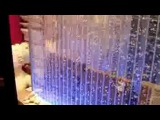 Пузырьковая панель. Элитные водно-световые инсталляции д...