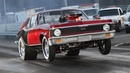 1969 Chevrolet Nova SS Dragster Build Project