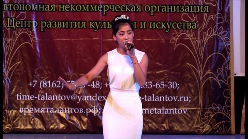 Галстян Ани Un-Break My Heart Сочи-2018