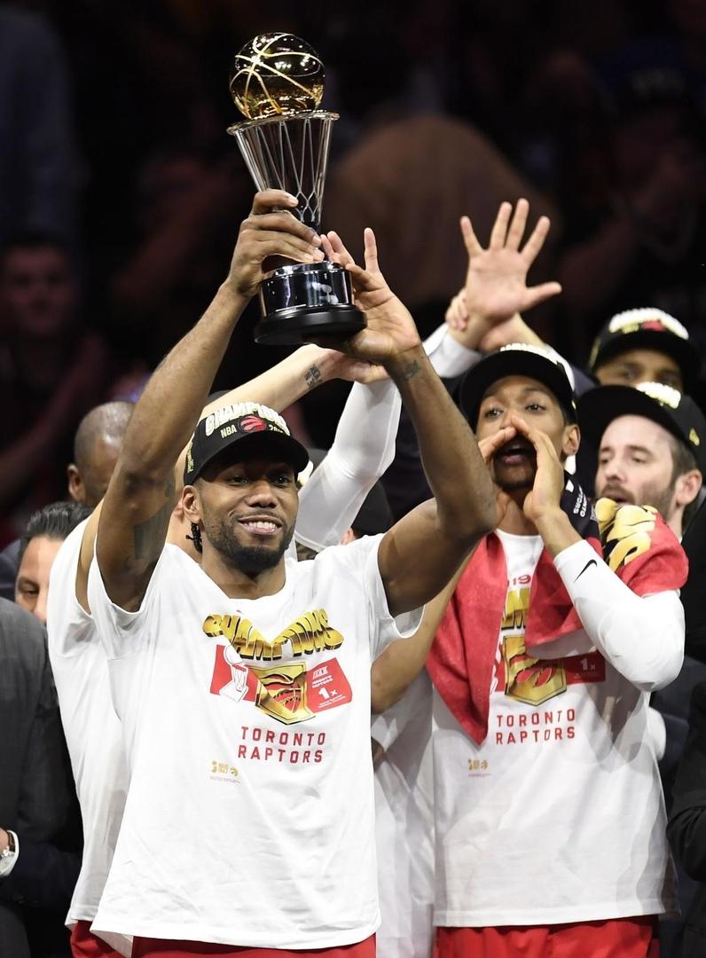 Кавай Ленард выделил основополагающие причины триумфа в финале НБА