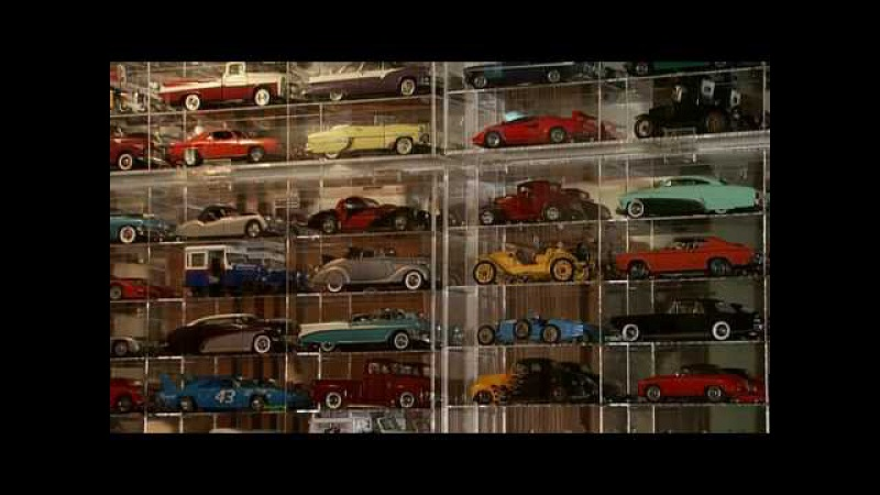 Mississippi Roads. Model Car Collection
