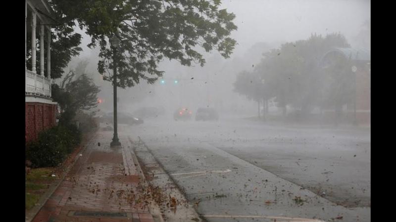CAROLINA DEL NORTE Nuevos residentes de Berna rescatados a medida que aumentan las inundaciones