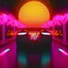 Hotline Miami Neon Nox - Rise of the Hero (feat. Powernerd)