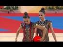 Бронза украинских художественных гимнасток