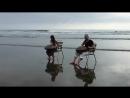 The Old Sea - Handpan Duet