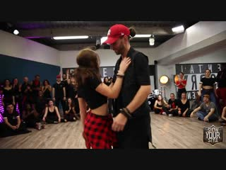 Fred-Nelson & Elodie Urban Bachata | Thong Song (feat. Sisqo) - JCY | SHOW YOUR STYLE BACHATA - 1st Edition