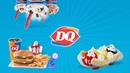 1474-Dairy Queen Spoof Pixar Lamps Luxo Jr Logo