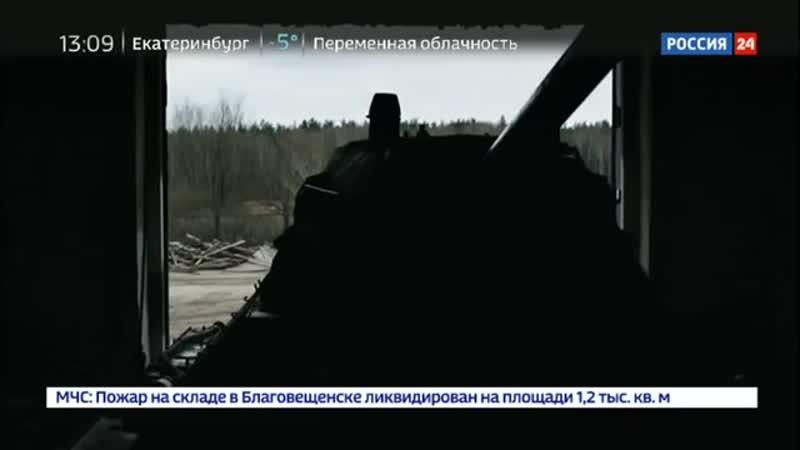 Т-34. Легенда о танке. Документальный фильм - Россия 24