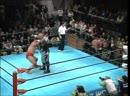 1998 11 14 Toshiaki Kawada Akira Taue vs Headhunter A Headhunter B FINISH