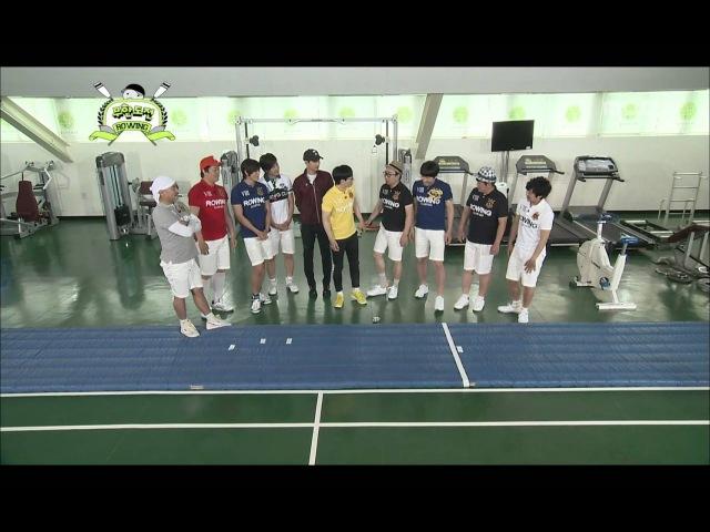 Infinite Challenge, Rowing(3), Zo In-sung 09, 조정(3), 조인성 20110709