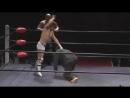 Hideki Suzuki, Takatoshi Matsumoto vs. Minoru Tanaka, Mitsuya Nagai (Toshiaki Kawada Produce - Holy War)