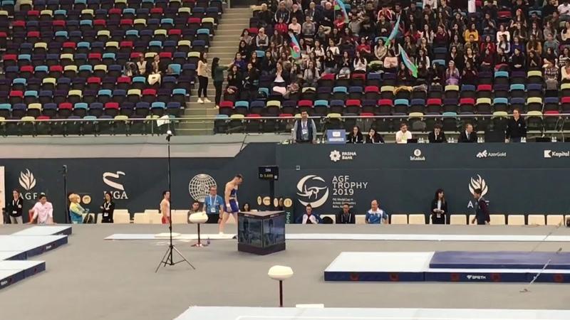 Vault - MAG - Final - AGF Trophy 2019