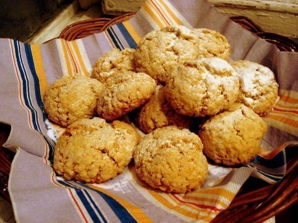 Рецепт печенья для малышей