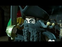 LEGO Pirates of the Caribbean Walkthrough Part 17 - Queen Anne's Revenge (On Stranger Tides)